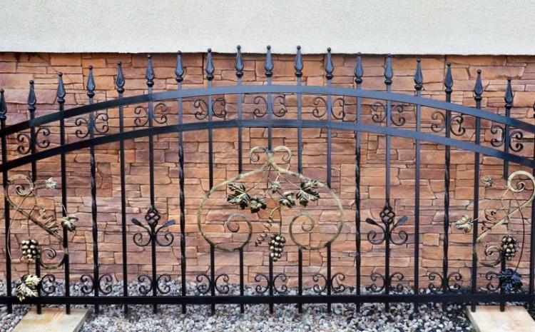 Wrought Iron Gates, Fences, Railings in London, Tredega, Ebbw Vale
