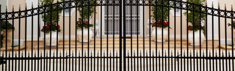 Bespoke Wrought Iron and Steel Gates