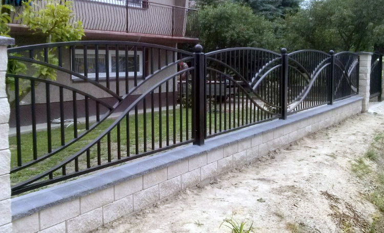 Modern Fence Designs Metal Images Galleries With A Bite