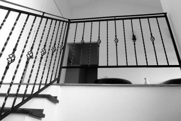 Railings, Balustrades, Balconies, Stairs
